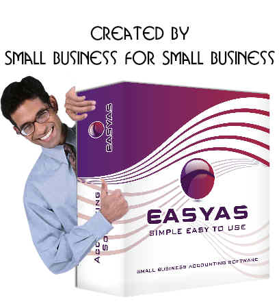 Simple Easy Accounting Software by EasyAs